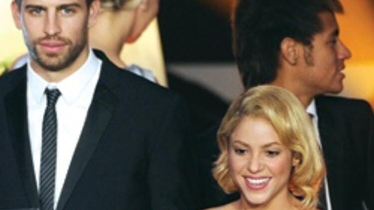 Ortak doğum günümüzde Shakira'yı annemlere götürdüm