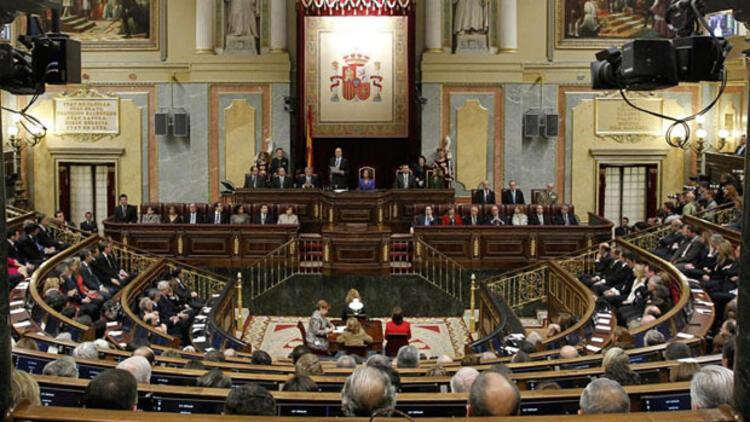 İspanya Senatosu, '1915' önergesini reddetti