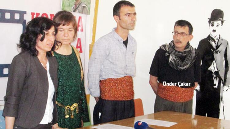 Rojova'da film komünü kuruldu