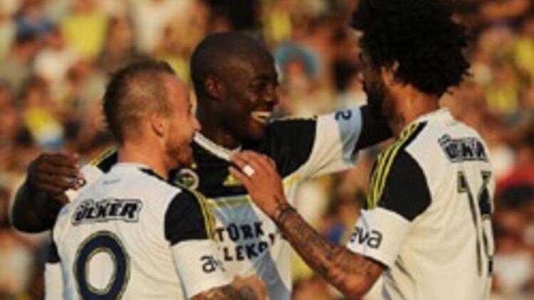 Boluspor 0-4 Fenerbahçe