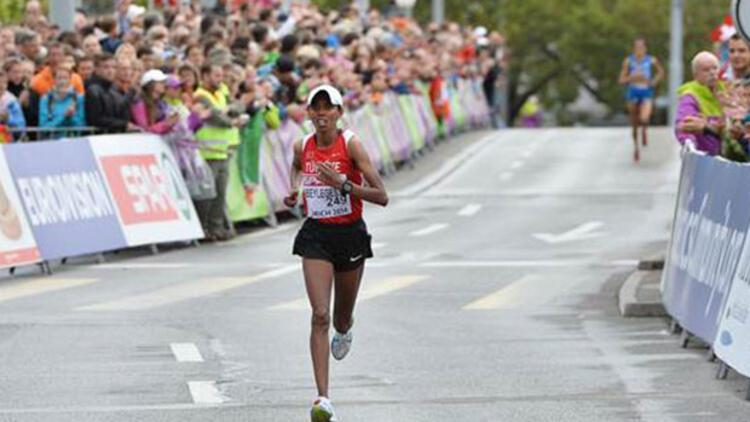 Elvan Abeylegesse maratonda 5. oldu