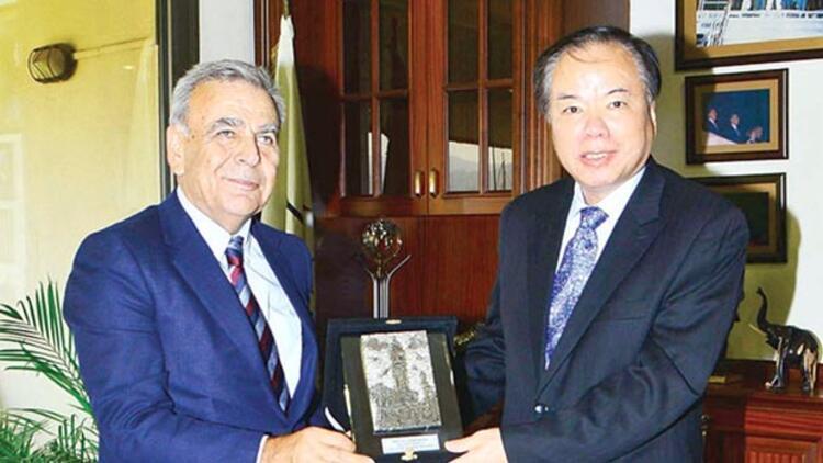 İzmir'de ilk Çin Başkonsolosluğu