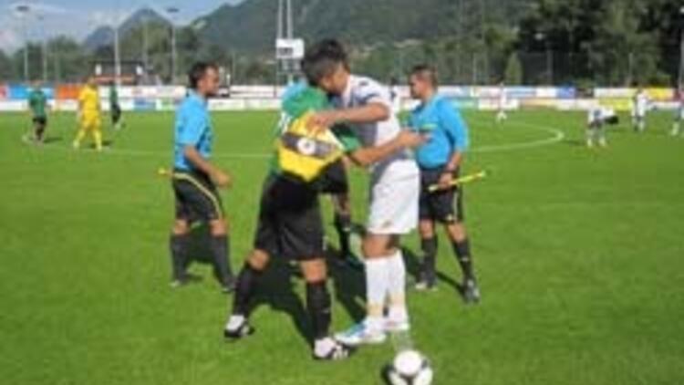 Akhisar-Simurq yenişemedi: 1-1