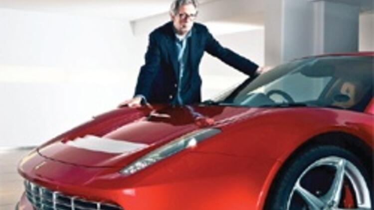 Eric Clapton imzalı Ferrari