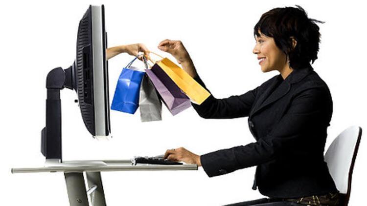"""""""Online alışveriş 2013'te hızlandı, seneye rakamlar patlayacak"""""""