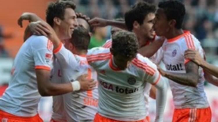 Bayern zirveyi bırakmadı, 6'da 6 yaptı