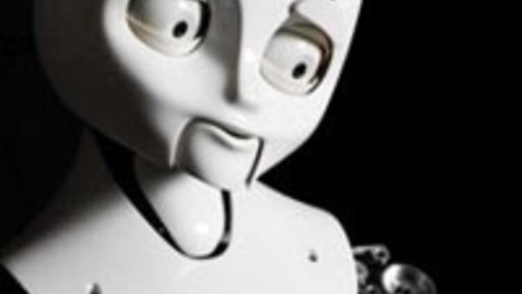 Bu robotun duyguları var