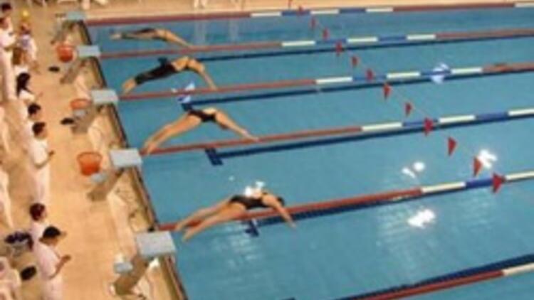 Yüzme şampiyonası başlıyor