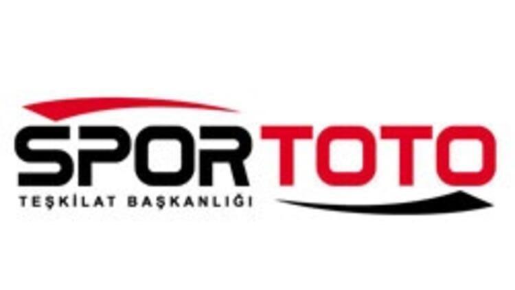 Sporun desteği Spor Toto'dan...