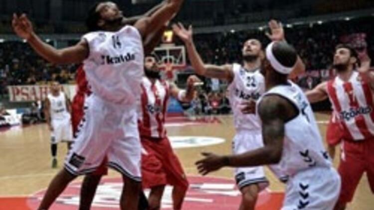 Olympiakos 77-64 Beşiktaş