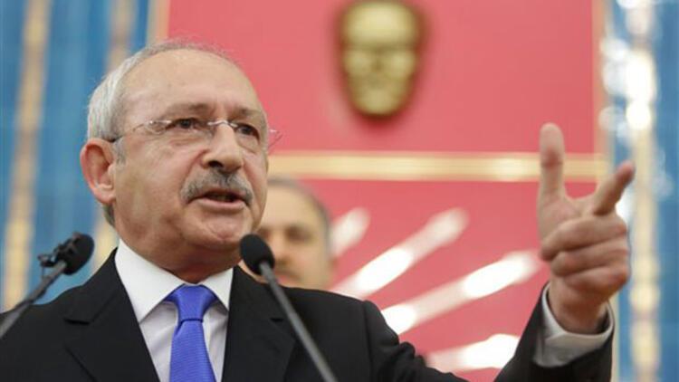 Kılıçdaroğlundan parantez eleştirisi