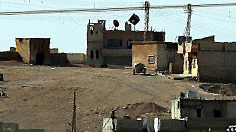 IŞİD Kobani''nin üçte birini ele geçirdi