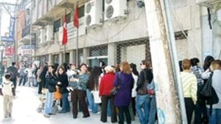 Ege'de işsizlik patladı