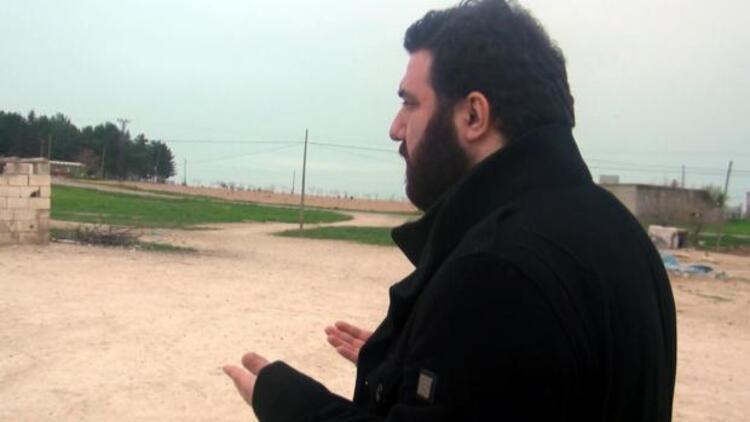 Abdülhamid Kayıhan Osmanoğlu, Süleyman Şah Türbesi'ni ziyaret etmek istedi