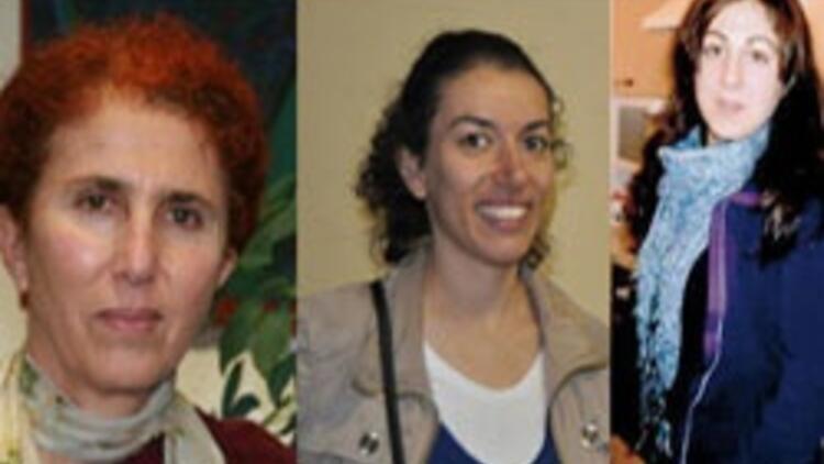 Üç PKK'lının Interpol kayıtları ortaya çıktı