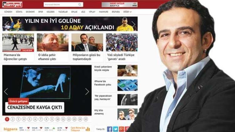 hurriyet.com.tr değişti  Mumay: Bu sadece bir başlangıç