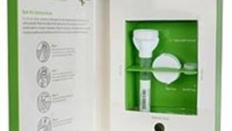 2008'in en iyi icadı evde yapılan DNA testi