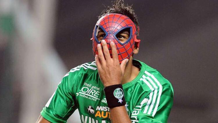 Lakabı 'Örümcek adam' tarzı 'Batman'