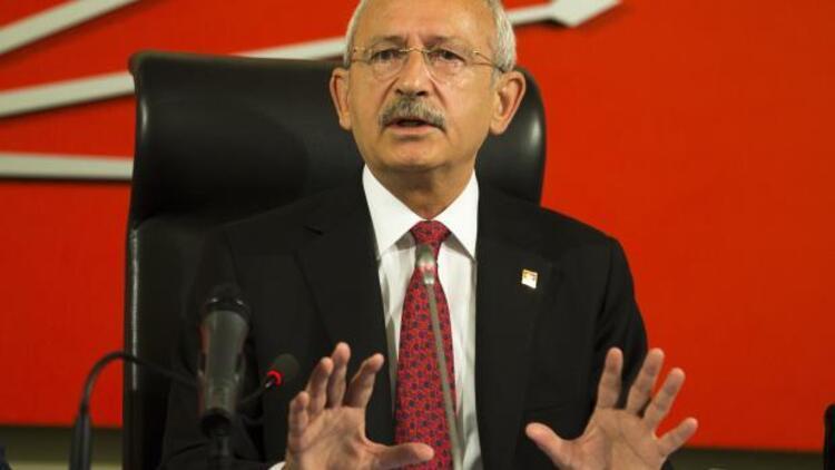 CHP Genel Başkanı Kemal Kılıçdaroğlu: Hükümet kurma görevi yüzde 60'lık bloka düşüyor