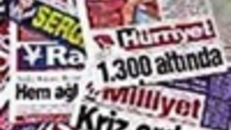 GOOD MORNING--TURKEY PRESS SCAN ON MAR 10
