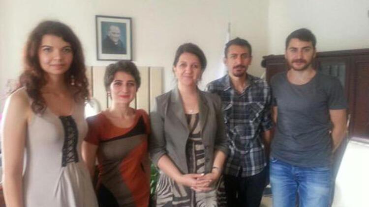 Pervin Buldan: Gençler bir hafta önce Ankara'ya gelip benimle de görüştüler