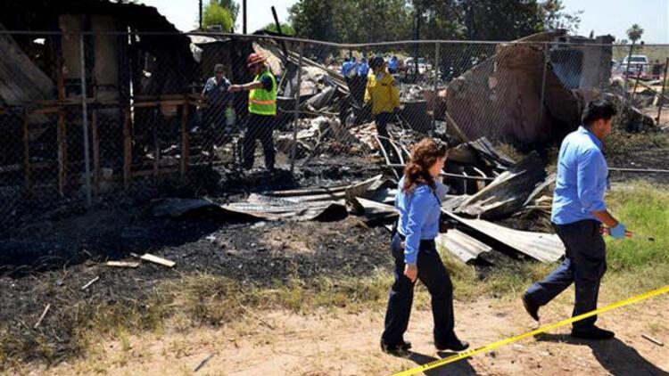 Meksika'da huzurevinde yangın: 16 kişi öldü