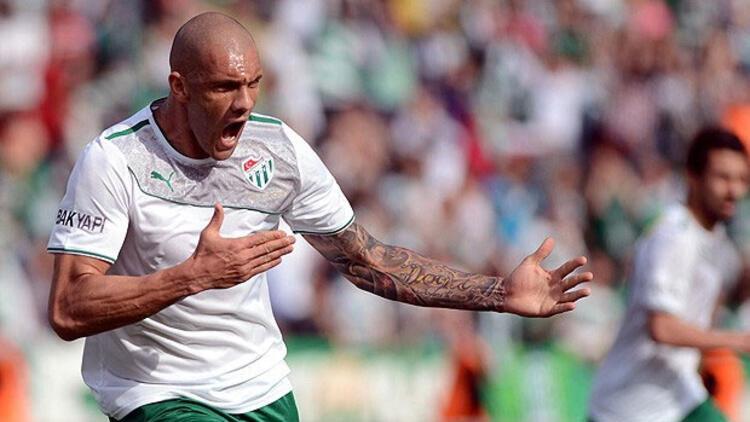 Bursasporlu Fernandao UEFA'nın radarında