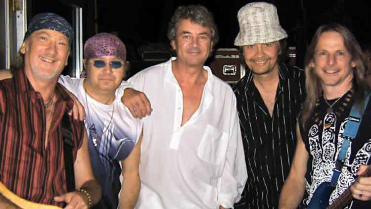 Deep Purple KKTC'ye geliyor