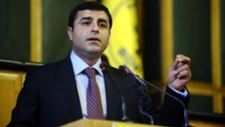 Demirtaş: Kürtler için de ulus devlet inşaa etmek çözüm değil