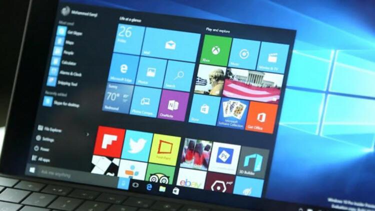 Windows 10 yayınlandı   Şimdi indirin!
