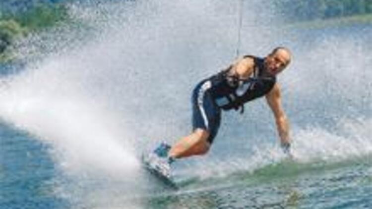 Wakeboard için en uygun yer Sapanca Gölü