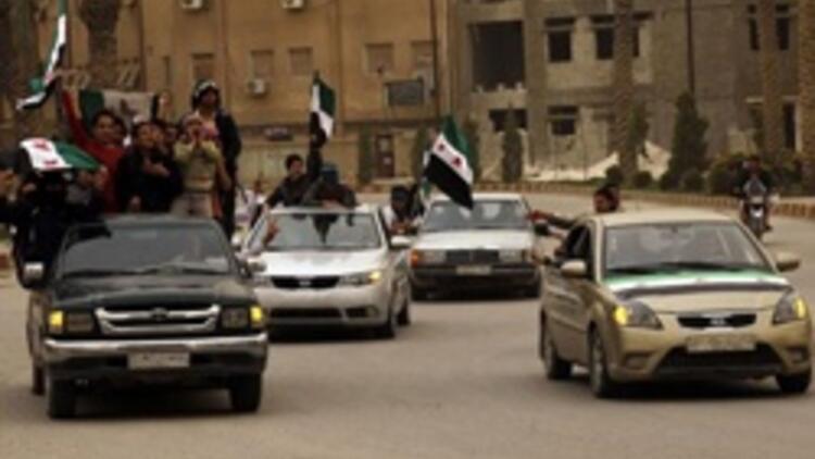 Suriye'de içsavaş 3'üncü yılında