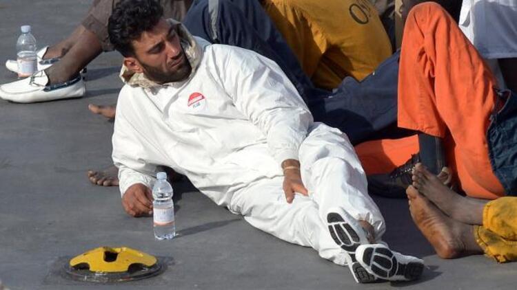 800 göçmenin öldüğü teknenin kaptanı sarhoştu ve dümendeyken esrar içiyordu