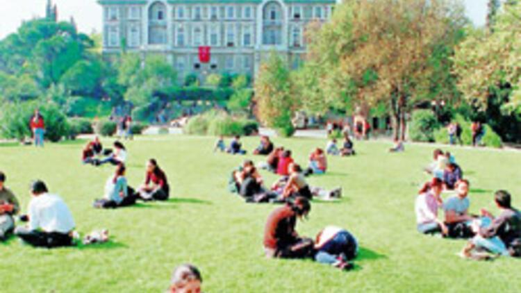 Boğaziçi Üniversitesi'nden ikinci bahar eğitimi