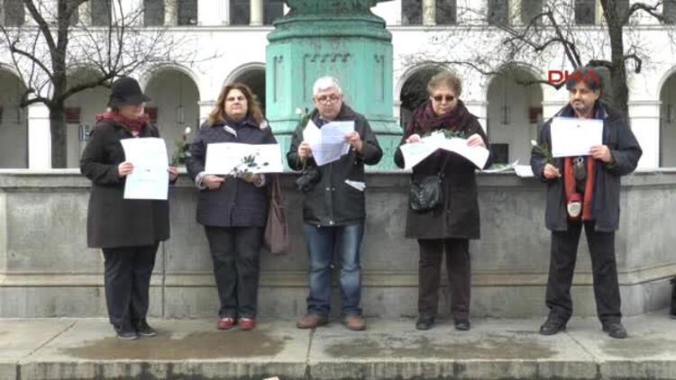Münihte NSU cinayetleri bir kez daha kınandı