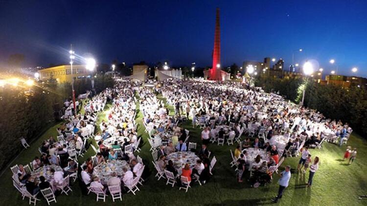 İzmir'de engelsiz iftar sofrası