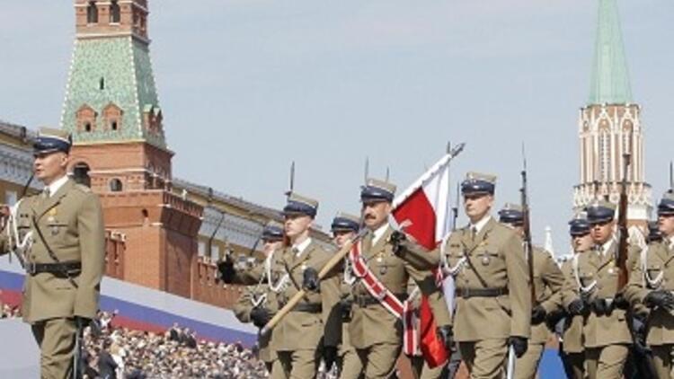 NATO Kızıl Meydan'da
