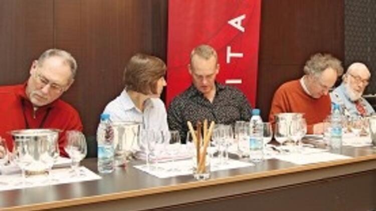 Türk şarapları hayalleri aştı 'üstat'lardan yüksek puan aldı