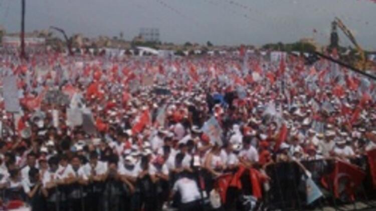 Kılıçdaroğlu: Hedef bir milyondu, gerçekleşti