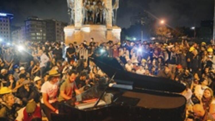 Taksim'de Beethoven molası