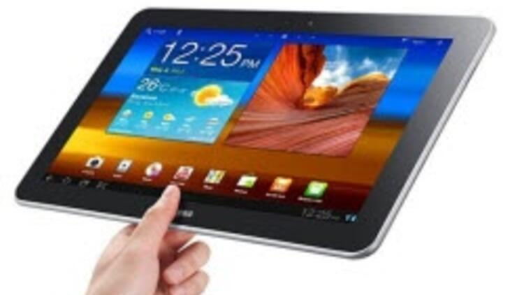 Galaxy Tabın Avrupada satışı durduruldu