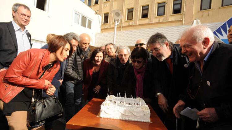 20 yıl sonra Yaşar Kemal'in yargılandığı mahkemedeler