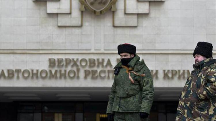 Kırım parlamentosundan bağımsızlık ilanı