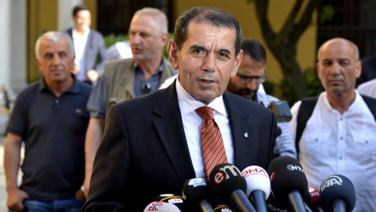Galatasaray'ın 36. başkanı Dursun Özbek oldu!