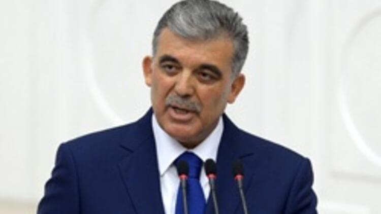 Cumhurbaşkanı Gül'den TBMM'de tarihi konuşma