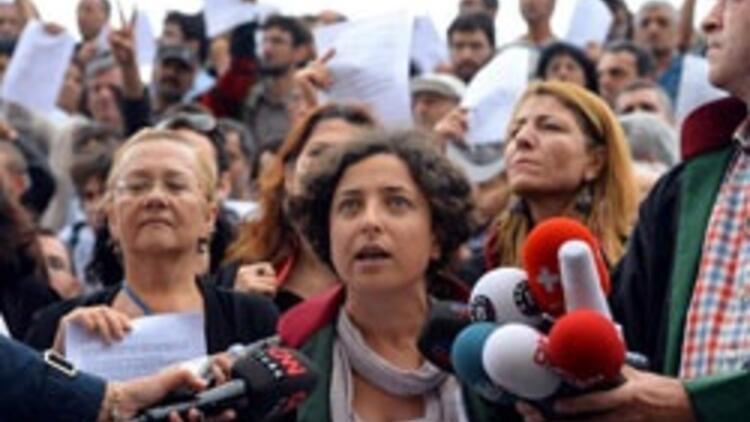 Taksim Dayanışması'ndan 'Kendimi ihbar ediyorum' dilekçesi