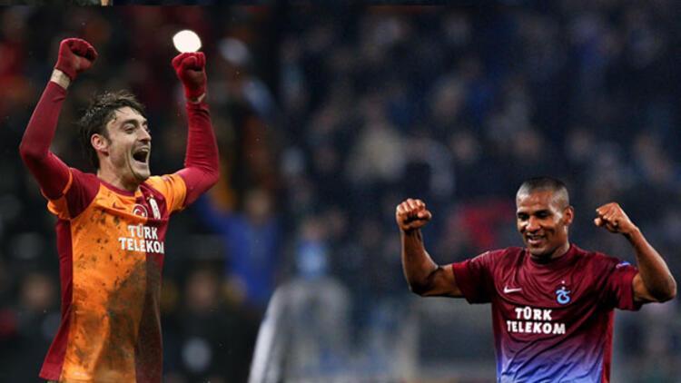 Galatasaray ve Trabzonspor'un rakipleri yarın belli oluyor