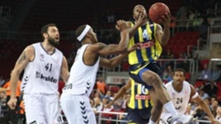 Beşiktaş 80 - 73 Fenerbahçe Ülker