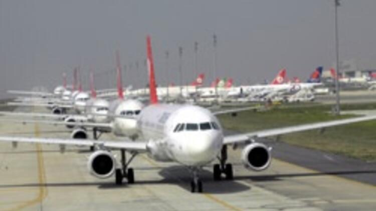 Türk uçakları AB içinde denetimden sınıfı geçti