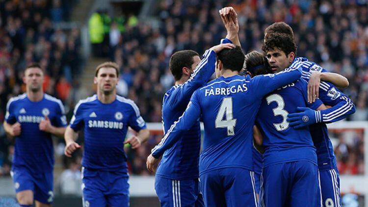 Chelsea 6 puan farkla lider
